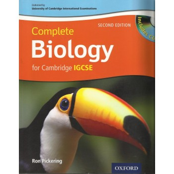 Complete Biology for Cambridge IGCSE